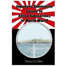 Japanese Submarine Losses to Allied Submarines in World War II (Pacific War)