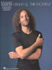 LEARN TO PLAY KENNY G The Moment Alto SOPRANO Tenor Sax Saxophone Music Book HIT
