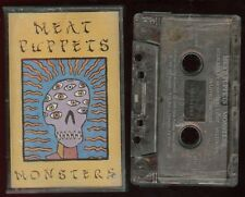 Meat Puppets - Monsters - CASSETTE TAPE - SEALED
