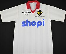 1988-1989 LILLE DUARIG HOME FOOTBALL SHIRT (SIZE XL)