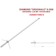 Diamond X-30N Antenna bibanda 144/430 MHz da base