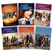 Private Practice: Complete TV Series Seasons 1 2 3 4 5 6 Box / DVD Set(s) NEW!