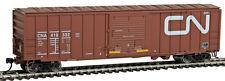 Spur H0 - 50' ACF Exterior Post Boxcar Canadian National -- 2129 NEU