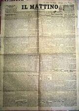 IL MATTINO DEL 15-16 MARZO 1908 - I FUNEBRI DI E. DE AMICIS - N. 807