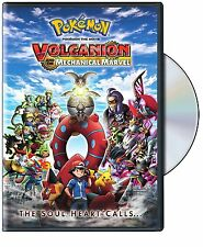 Pokemon the Movie 19: Volcanion and the Mechanical Marvel (Format: DVD)