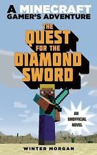 QUEST FOR THE DIAMOND SWORD - WINTER MORGAN (PAPERBACK) NEW