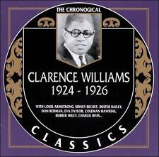 1924-1926 by Clarence Williams' Blue Five-CLASSICS CD NEW