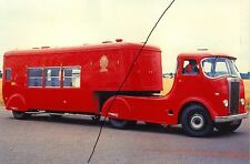 SEDDON GPO LORRY PHOTO PICTURE MOBILE POST OFFICE TRUCK PHOTOGRAPH,ROYAL MAIL.