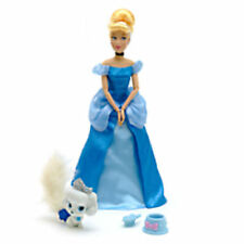 NEW Disney Princess Palace Pets Cinderella And Pumpkin Doll Set
