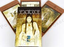 THE LABYRINTH TAROT CARDS FOURNIER LUIS ROYO SOPHISTICATED EXPRESSIVE ARTWORK