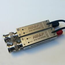 HD 3G SDI Fiber Optic Video Extender (Made in Korea)
