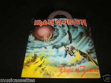 "IRON MAIDEN FLIGHT OF ICARUS UK 7"" VINYL SINGLE"