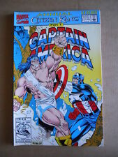 CAPTAIN AMERICA Annual #11 1992 64 pages  Marvel Comics  [SA40]