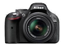 Nikon D5200 24.1 DSLR CAMERA with AF-S 18-55mm VRII Kit Lens !!