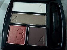 AVON TRUE COLOR EYESHADOW QUAD GO NATURAL NIB FREE SHIPPING