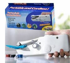 Handy Stitch Cordless Portable Sewing Machine Stapler Mini Hand-Held