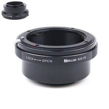 Dollice Nikon G AF-S mount lens To Fujifilm X-Pro2 X-E1 FX mount Adapter Camera