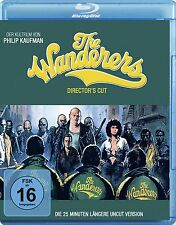 THE WANDERERS (1979 Director's Cut) 117 minutes -  Blu Ray - Sealed Region B