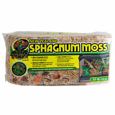 Zoo Med New Zealand Musgo 150g Moss Musgo en vivo de ladrillo