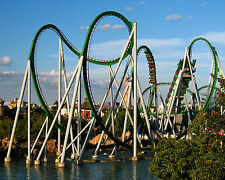 Incredible Hulk, The, Islands of Adventure 8x10 High Quality Photo Picture