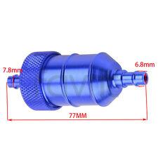 BLUE FUEL FILTER FOR HONDA XR50 CRF50 XR CRF 50 70 SDG SSR 110 125 PIT BIKE