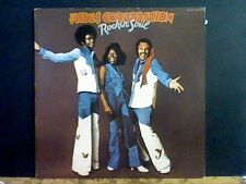 HUES CORPORATION  Rockin' Soul   LP   Soul  U.S. original    Lovely copy !!