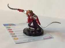 HeroClix MUTATIONS and MONSTERS #038  OMEGA RED   MARVEL