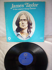 JAMES TAYLOR, THE ORIGINAL FLYING MACHINE, 1966 RECORDINGS, VG+ CONDITION