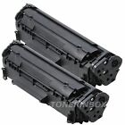2PK Black 104 FX9 FX10 Toner Cartridge For Canon ImageClass MF4350D MF4150 D420