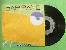 Gap Band - Someday / Shake A Leg, Phonogram TE-5 Ex Condition A1/B1 Press