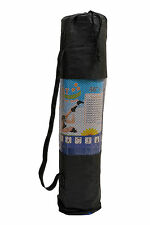 Yoga Mat 5MM Anti Skid washable with cover for exercise Fitness,Meditation,Yoga.