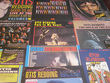 OTIS REDDING Collectors 11 FACTORY SEALED HEAVY VINYL LIMITED EDITION LP Set