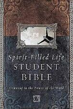 Spirit-Filled Life Student Bible: Growing in the Power of the Word, Jack Hayford