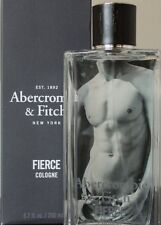 Abercrombie & Fitch Fierce Men's Eau de Cologne 6.7oz, New/Sealed