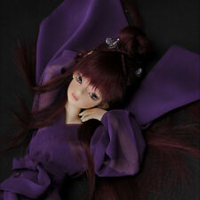 "Dollmore 17"" 1/4 BJD doll clothes outfits MSD - Celestial Gown (Violet)"