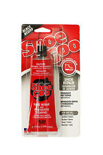 Shoe Goo Black 3.7oz Shoe Repair Adhesive Glue for Leather Vinyl Rubber *New*