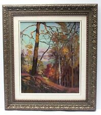 Early 20th Century Canadian Art Landscape oil painting