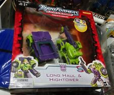 Transformers Universe Lot Green Long Haul Hightower ConstructiCons Devastator G1