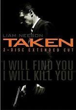 Taken (DVD, 2009, Extended Cut; Includes Digital Copy)