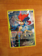 EX FULL ART Pokemon Mythical KELDEO Card Black Star PROMO XY118 Collection Box