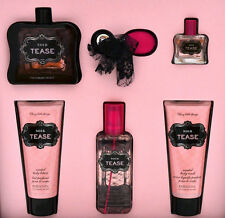 NEW Victorias Secret NOIR TEASE Set 5 Pc Edp Perfume Mist Lotion Body Wash
