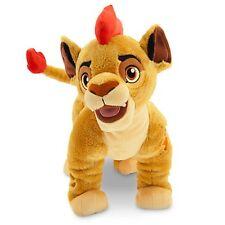 """THE LION GUARD KION LION PLUSH 14"""" GENUINE ORIGINAL AUTHENTIC DISNEY STORE PATCH"""