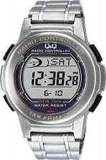 CITIZEN Q&Q MHS5-200 Solar Wristwatch 10ATM water resistant Japan With Tracking