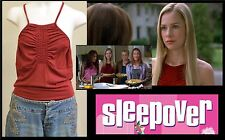 "Mika Boorm (2004, SLEEPOVER) MGM production-used ""Hannah"" Halter top Costume Lot"