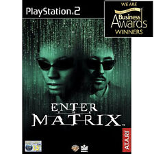 ENTER THE MATRIX • PS2 • TRUSTED UK SELLER!!! NEW!!
