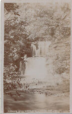 Furnace Mill Waterfall, Wyre Forest, Nr BEWDLEY, Worcestershire RP