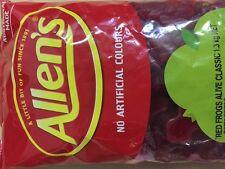 ALLENS RED FROGS 1.30KG BULK BAG