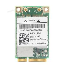 Dell 1525 1526 D630 D820 Wireless WIFI PCI-E Card DW1395 Laptop Network Adapter