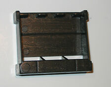 "RIFLE RACK for 3 Weapons - 1:18 Scale Weapon Accessory for 3-3/4"" Action Figures"