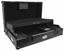 ProX XS-DDJSR-LTBL All Black DJ Controller Hard ATA Flight Case 4 Pioneer DDJ-SR